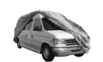 Bubble Top Van Cover